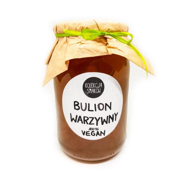 bulion warzywny vegan
